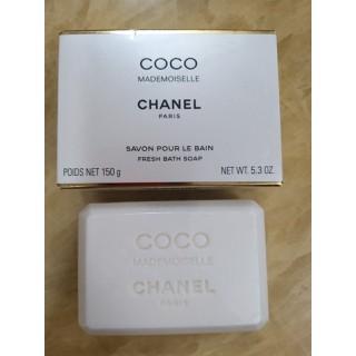 XÀ PHÒNG TẮM NƯỚC HOA CHANEL COCO MADEMOISELLE FRESH BATH SOAP 150G - CHANEL COCO thumbnail