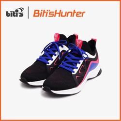 Giày Thể Thao Nam Biti's Hunter X Festive Aurora Black DSMH03401XDG (xanh Dương)