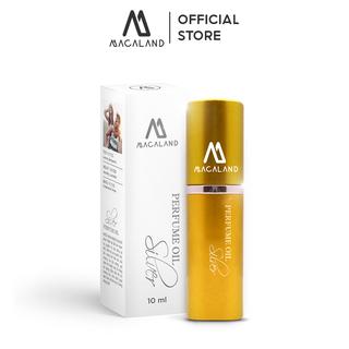 Nước hoa unisex Silver 10ml MACALAND dạng xịt dành cho nam và nữ ưa thích hương mát mẻ nhẹ nhàng độ tuổi từ 25 tuổi đến 35 tuổi - hàng chính hãng công ty, xuất xứ Việt Nam - PER.SLIVER10 thumbnail