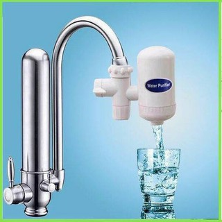 Lọc nước tại vòi - Lọc nước 4 tầng tiện dụng - LỌC NƯỚC thumbnail