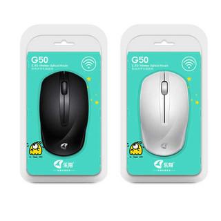 Chuột không dây G50 (Công nghệ tiết kiệm pin) - Chuột không dây G50 (Công nghệ tiết kiệm pin) thumbnail