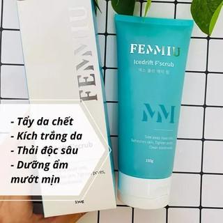 Gel Tẩy Tế Bào Chết Femmiu [ hàng cao cấp chính hãng ] - femmiu4 thumbnail