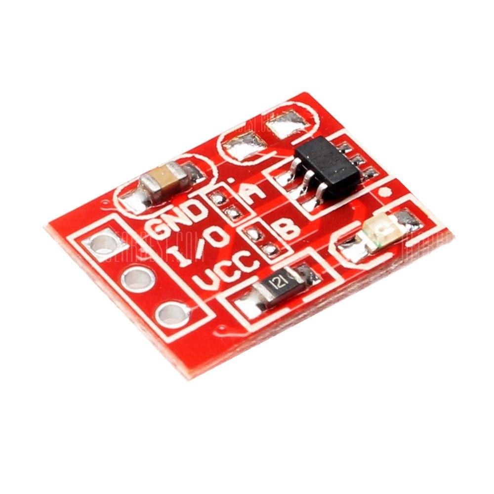 combo 3 cảm ứng chạm điện dung TTP223