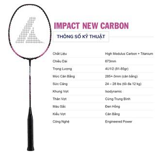 Vợt cầu lông ProKennex IMPACT NEW CARBON - 163 thumbnail