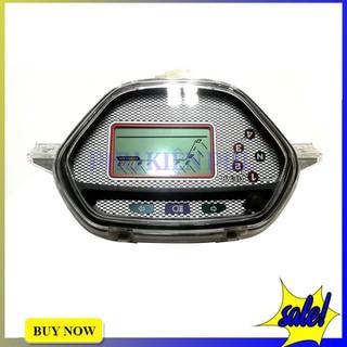 Đồng Hồ Điện Tử Dành Riêng Cho Xe Wave, Dream Sum Racing LCD - 16294751 thumbnail