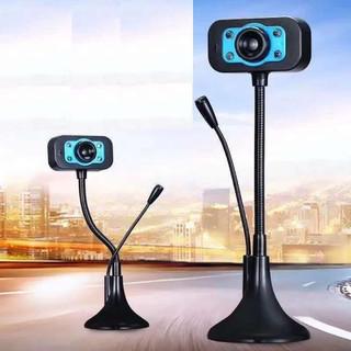 Webcam 720p HD Chân Cao Có Mic Có Đèn - Webcam 720p HD Chân Cao Có Mic Có Đèn thumbnail