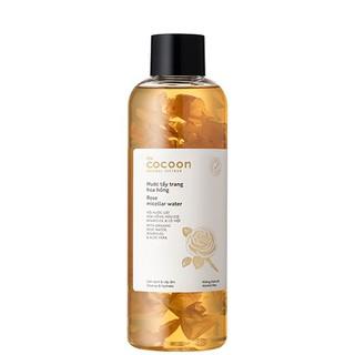 Nước Tẩy Trang Cocoon Rose Micellar Water 500ml - Cocoon 500ml thumbnail