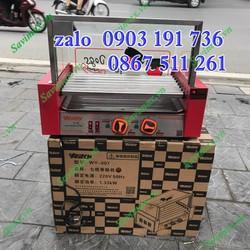 Cách sử dụng Máy nướng xúc xích Savimax Verly 7 thanh - máy nướng xúc xích