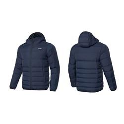 Áo khoác thể thao lông vũ chống gió, cực ấm, nhẹ cho nam Lining AYMP053-4,xác thực hàng chính hãng bằng mã code
