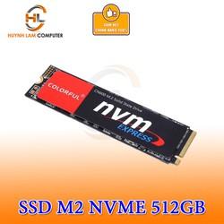 Ổ cứng SSD 512GB Colorful CN600 M2 NVMe Chính hãng Networkhub Phân phối