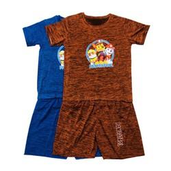 2 Bộ đồ vui chơi ngoài trời cho bé trai và bé gái, bộ đồ thể thao ngày hè dành cho bé trai, trang phục vui chơi ngoài trời cho bé từ 15-34kg