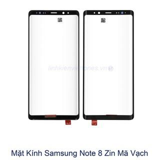 Mặt kính Note 8 ZIN mã vạch Zin Hãng - TV98XR thumbnail