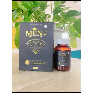 Viên Uống Tăng cường sinh lý cực mạnh Men Pro - Giúp tăng cường sinh lý mạnh hơn, bền vững hơn- hôp 30 viên - Men Pro - 6
