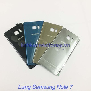 Nắp Lưng Samsung Note 7 Zin Hãng - TV95XR thumbnail