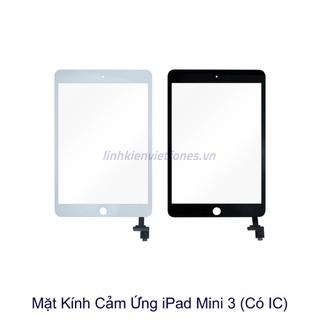 Mặt kính cảm ứng Ipad mini 3 Có ic Zin Hãng - TV77XR thumbnail