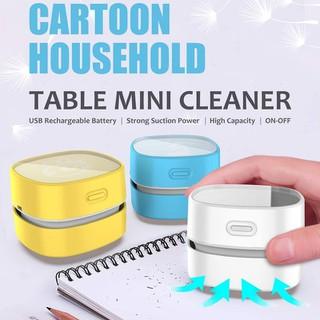Máy hút bụi mini cầm tay chính hãng sạc pin không dây Desktop Cleaner - Máy hút bụi mini [FS2] thumbnail