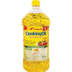 Chai Dầu Ăn Cooking Oil 2L