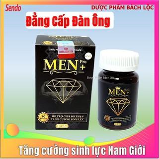 Viên Uống Tăng cường sinh lý cực mạnh Men Pro - Giúp tăng cường sinh lý mạnh hơn, bền vững hơn- hôp 30 viên - Men Pro - 1