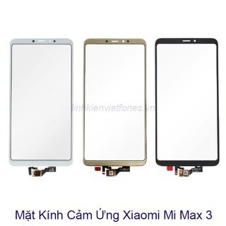 Mặt kính cảm ứng xiaomi mi max 3 Zin Hãng - TV97XR thumbnail