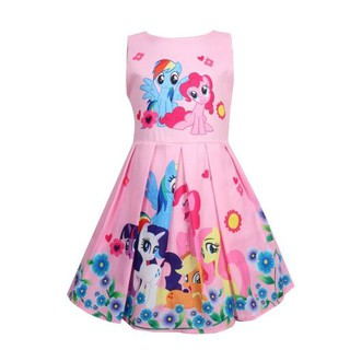 Đầm Bé Gái pony đầm công chúa cho bé gái đầm dự tiệc đầm pony cho bé gái siêu đẹp