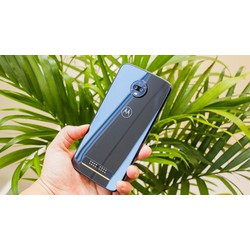 Điện thoại Motorola Moto Z3 Play 5G, Bộ nhớ 4/64GB, Camera kép, full Tiếng Việt - Mua tại Playmobile