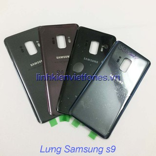 Nắp Lưng Samsung S9 zin hãng - TV038XR thumbnail