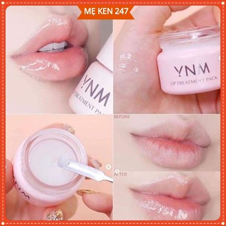 Mặt Nạ Ngủ môi Dưỡng Ẩm Cho Môi Ynm Lip Treatment Pa 15G - Dưỡng môi Ynm 15G thumbnail