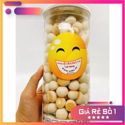 Bánh men bi Calket Nhật Bản Hủ Pet 220g- DoAnVat.fun Đồ Ăn vặt FREESHIP