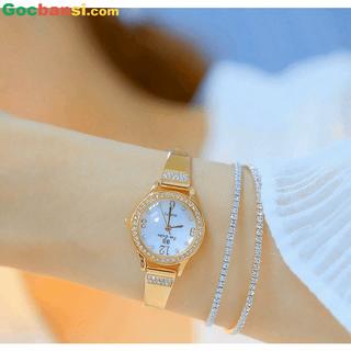 Đồng hồ nữ Bee Sister đính đá cao cấp - Đồng hồ nữ bsa thumbnail