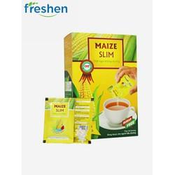 Đường ăn kiêng Maize Slim chiết xuất từ chất xơ và đường bắp - Hộp 50 gói