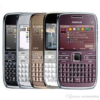 ĐIỆN THOẠI NOKIA E72 ZIN GIÁ RẺ - CỔ ĐIỄN - TRUY CẬP 3G WIFI THẢ GA - NOKIA E72
