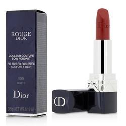Son Dior Rouge số 999 Matte sắc đỏ quyến rũ thỏi fullsize của Pháp