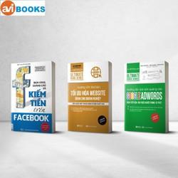 Combo Digital Marketing Từ Cơ Bản Đến Chuyên Sâu Nền Tảng Googgle + Facebook - avibooks