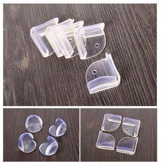 Dụng cụ bịt góc bàn silicon an toàn cho bé - bitgocban thumbnail