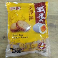 Bánh Trứng Muối Đài Loan Pamiriter 500gr