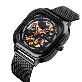 Đồng hồ cơ nam SKMEI dây lưới cao cấp SK1 - SK1 thumbnail