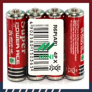 [1 Hộp 40 Viên] Pin AA Maxell Super Power ACE Red 1,5V [ĐƯỢC KIỂM HÀNG] - 38976285 thumbnail
