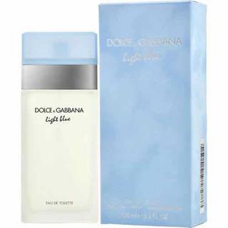 NƯỚC HOA NỮ DOLCE & GABBANA LIGHT BLUE EDT của GẺMANY ống 7.4ml và chai 100ml - D&G LIGHT BLUE WOMEN EDT thumbnail