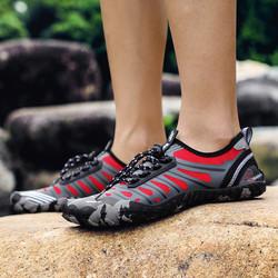 Xả hàng - Giày Bơi Truy Tìm Sông Ngoài Trời 2020 Giày Đi Bộ Đường Dài Giày Đôi Nam Nữ Thường Ngày Giày Đi Nước Phong Cách Xuyên Biên Giới Kích Thước Lớn Khác -z1