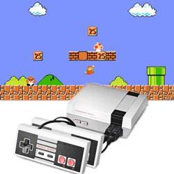Máy chơi điện tử 2 nút Nintendo 620 trò chặn – máy chơi game