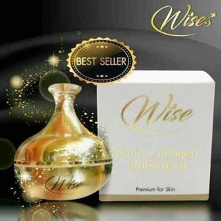 [FREE SHIP] Kem Chống Nắng Wise Nano Collagen Sunscreen sản phẩm bán chạy số 1 Thái Lan - - 1 chống nắng wise thumbnail