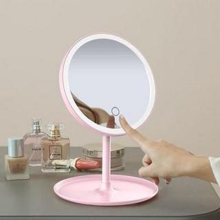 Gương Trang Điểm Có Đèn Led - Gương 3 chế độ sáng - Gương Trang Điểm Có Đèn Led - Gương Trang Điểm Có Đèn Led - thumbnail