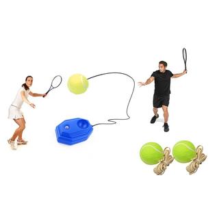 Bộ dụng cụ tập luyện chơi bóng TENNIS kèm bóng - MDathua1768 thumbnail