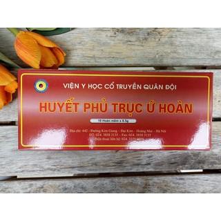 HUYẾT PHỦ TRỤC Ứ HOÀN - SEN29 thumbnail