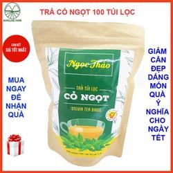 [FREESHIP] Trà cỏ ngọt giảm cân giữ dáng Đặc sản Đà Lạt món quà ý nghĩa cho tết này