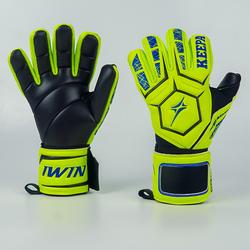 Găng tay thủ môn Iwin Keepa GK02- Có xương, nâng cao sự an toàn