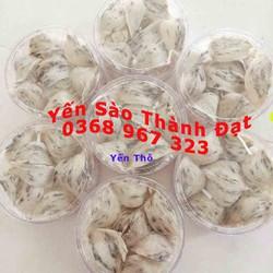 Tổ Yến Sào  Thô Còn Lông 100g - 0368967323