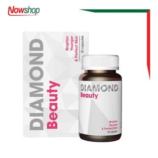 Viên uống đẹp da, chống nắng và ngăn ngừa lão hóa Diamond Beauty. Hộp 30 viên - LDDB23 thumbnail