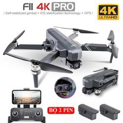 [ COMBO 2 PIN ] Flycam SJRC F11 4K Pro, Cmera 4k Chống rung 2 trục, TẦM XA 1.2kM