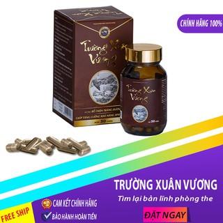 Trường Xuân Vương Cải Thiện Sinh Lý Nam - Hộp 30 viên - TXV01 thumbnail